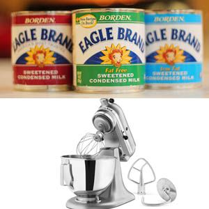 Eagle Brand® Products and KitchenAid® Mixer Giveaway - Woman's Day