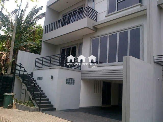 Rumah Minimalis Modern Jakarta Selatan Di 2020 Rumah Minimalis