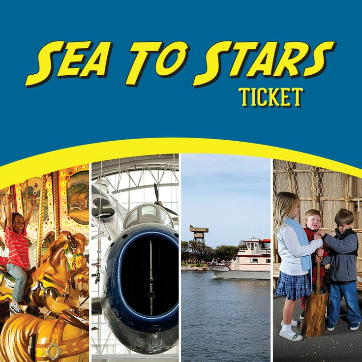 Your Hampton Adventure Begins With The Sea To The Stars