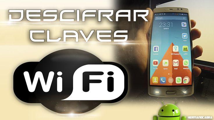 Como Descifrar Claves Wifi De Los Vecinos Android Como Descifrar Claves Wifi Claves Wifi Wifi Contraseña
