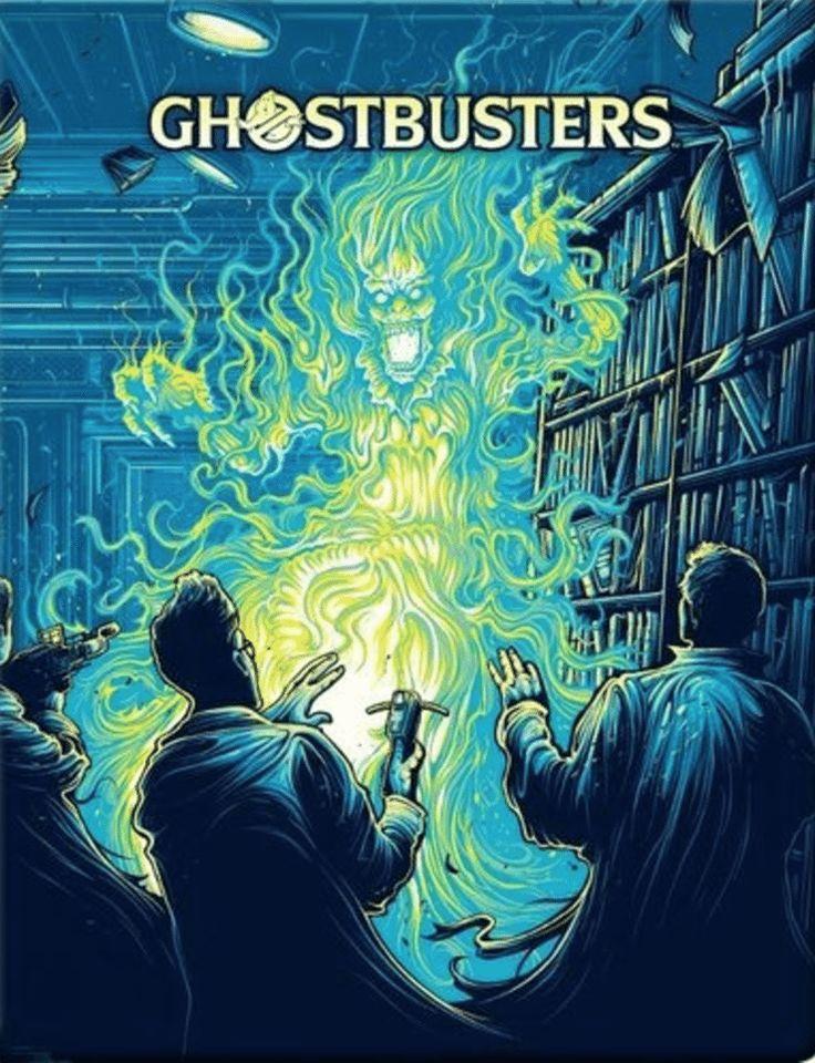 Ghostbusters Answer The Call Best Buy Exclusive Steelbook Blu Ray Digital HD