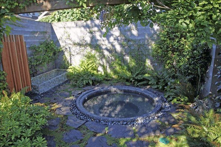 Yakuza soaking tub