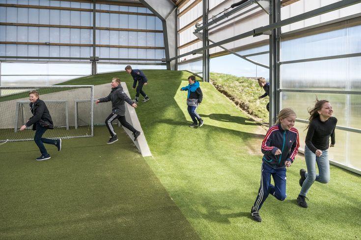 Gallery of Activity Landscape / JAJA Architects - 3