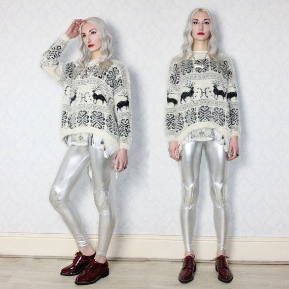 Hey, I found this really awesome Etsy listing at https://www.etsy.com/au/listing/208176632/crystal-silver-leggings-part-of