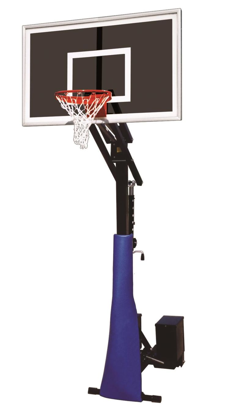 Lovely Convert Portable Basketball Goal To Inground Round Designs