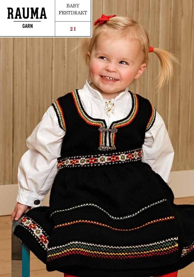 #ClippedOnIssuu from Rauma Baby Festdrakter 21