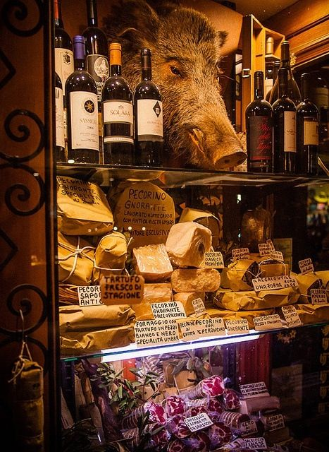 Meat  Cheese & Wine in Italy #IrresistiblyItalian