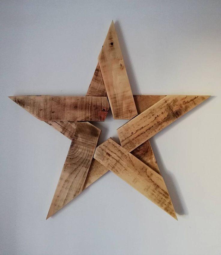 I would like to make a Star of David like this! …