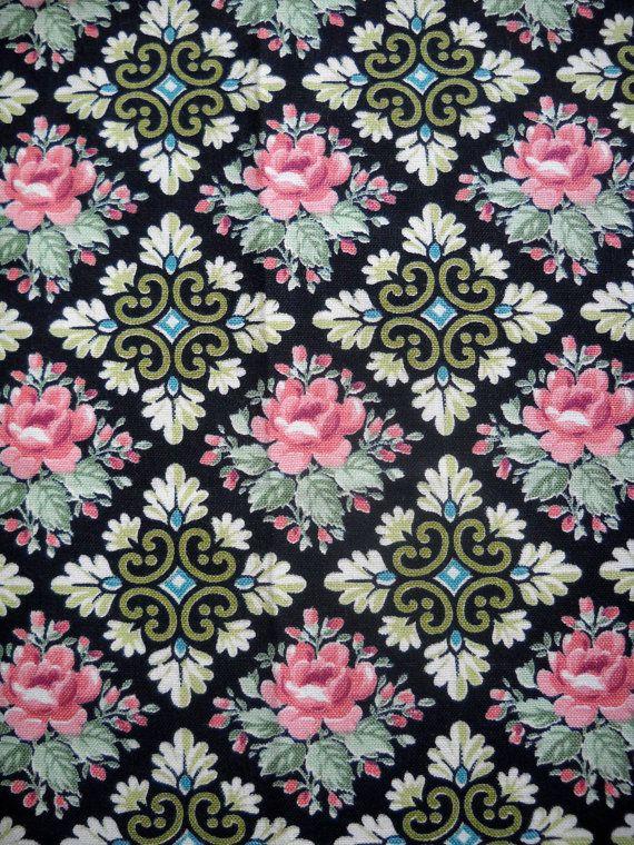 Vintage Floral - ❣ Relicário ❣ - makemyworldburn.tumblr.com