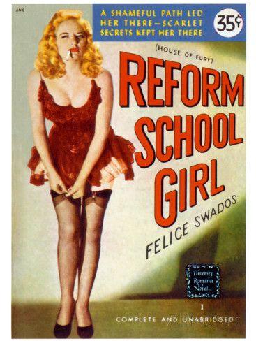 Reform School Girl Art at AllPosters.com