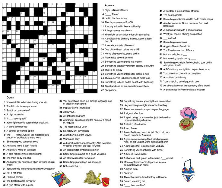 d day beaches crossword