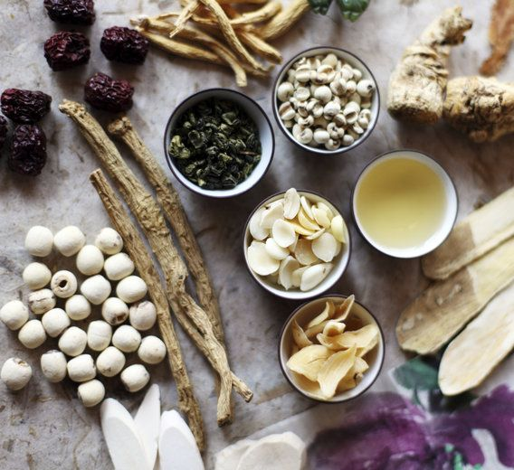 Herbs for weight loss These Ancient Elixirs Are Proven Anxiety Busters (And We Bet You've Never Heard Of Them Before)