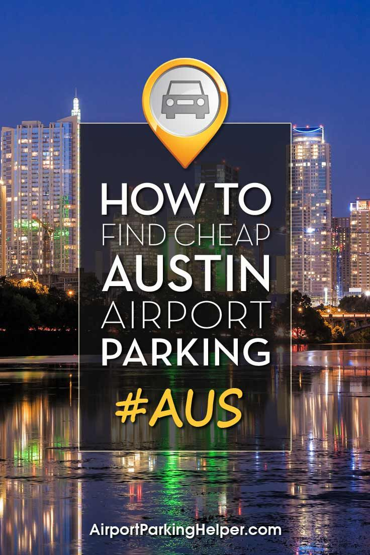 Proven Austin airport parking techniques to help you save big. Click to discover tips, compare fees and quickly book online. AirportParkingHelper.com explains multiple ways to secure cheap AUS parking rates, Austin airport parking coupons and bargains - great if you're planning a Disney vacation, babymoon, honeymoon, wedding, cruise or other travel. Follow us on Pinterest to discover other great budget travel tips such as free things to do in New York, Chicago, LA and beyond!