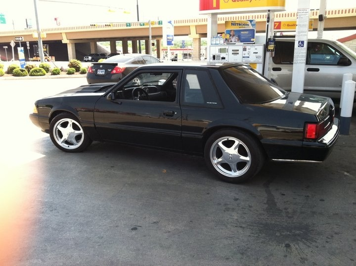 1987 Mustang Coupe 5.0