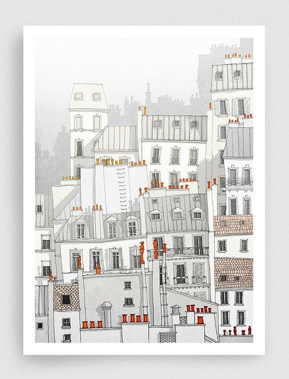 Modern Architecture Prints 45 best tubidu images on pinterest | paris illustration, art