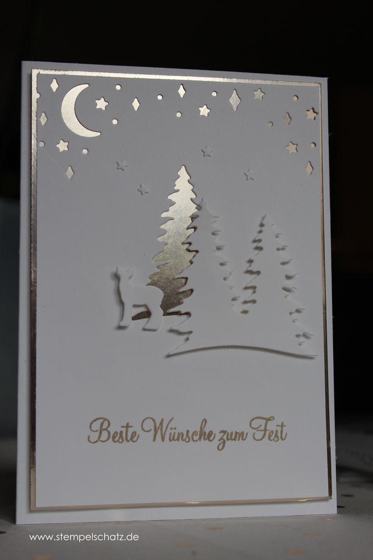 stampin up weihnachten wie ein weihnachtslied vanille. Black Bedroom Furniture Sets. Home Design Ideas
