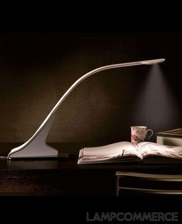Penta Light #Loop Table Lamp Design Umberto Asnago