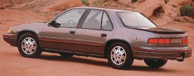 1993 chevrolet lumina Euro...mine was red...Chevrolet messed up leaving this car behind
