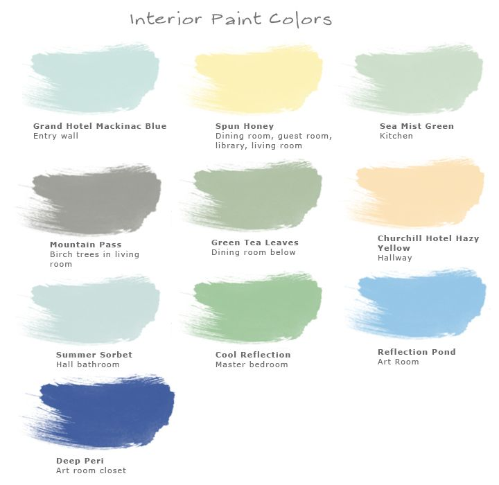 Interior Paint Colors Pinfinity Ii A Sequel Of Repins