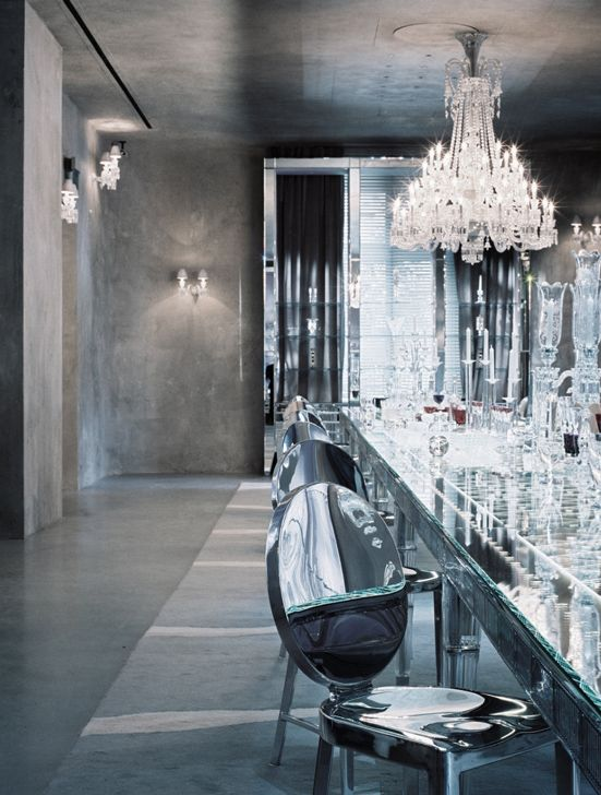 ceiling, lighting: Dining Rooms, Mirror, Crystals Chand, Dreams, Chairs, Interiors Design, Dining Spaces, Romantic Rooms, Dining Tables