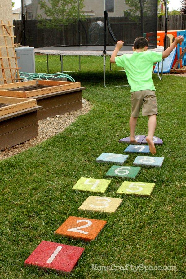 Sélection : les meilleurs jeux de plein air DIY pour le jardin