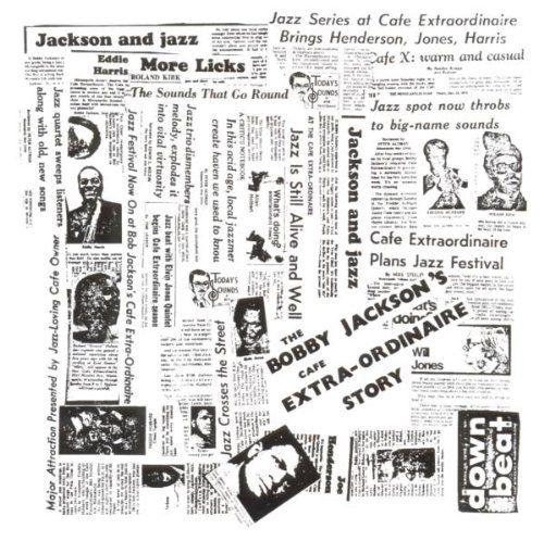 Bobby Jackson - The Café Extra-Ordinaire Story (1977) Ninth Note