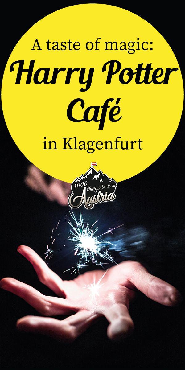 Ein Muss Fur Jeden Harry Potter Fan Das Phoenix Book Cafe In Klagenfurt 1000things Ausflugsziele Wien Cafe Phoenix