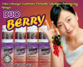 Mau punya tubuh langsing kurus alami sekaligus kulit putih bersih dan mulus? Obat Pelangsing Plus Pemutih Badan cukup hanya Duo berry http://lianytomodachishop.blogspot.com/2014/08/duo-berry-suplemen-pemutih-dan.html