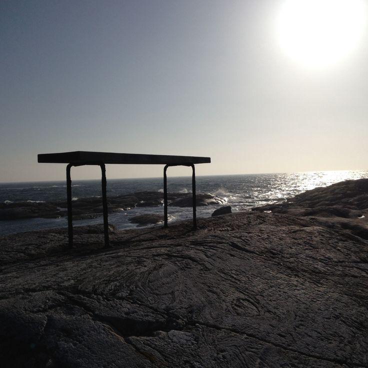 Bänken, Marstrand