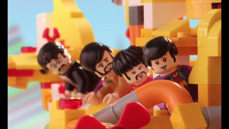 Lego Yellow Submarine Promo Video
