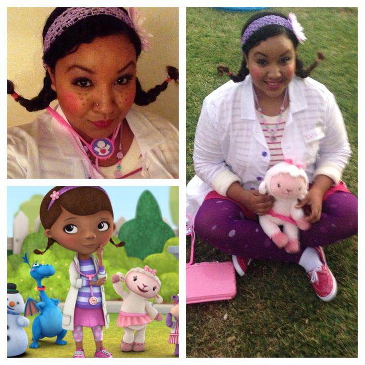 Best 25 Doc Mcstuffins Halloween Costume Ideas On  sc 1 st  Meningrey & Toddler Doc Mcstuffins Halloween Costume - Meningrey