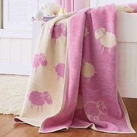 Cozy blanket that's great for snuggling on the couch or while getting ready for dreamtime!