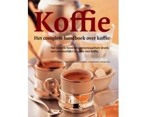 Koffie - Recepten boek.  Alles over koffie en recepten met koffie.  Niets stemt zo tevreden als een goed gezette kop warme, geurige koffie.