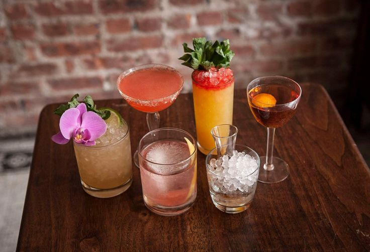 From a cheerful Tiki den, to an East Village spot that takes its cues from the spice rack.