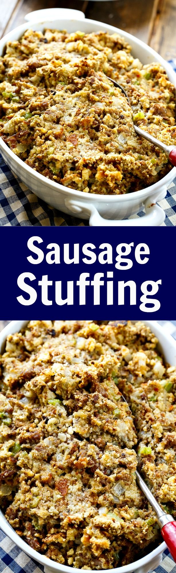 sausage stuffing things stuffing stuffing lots herb stuffing stuffing ...