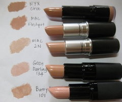MAC<3: Nude Lipsticks, Color, Makeup, Beauty, Hair, Nudes, Perfect Nude