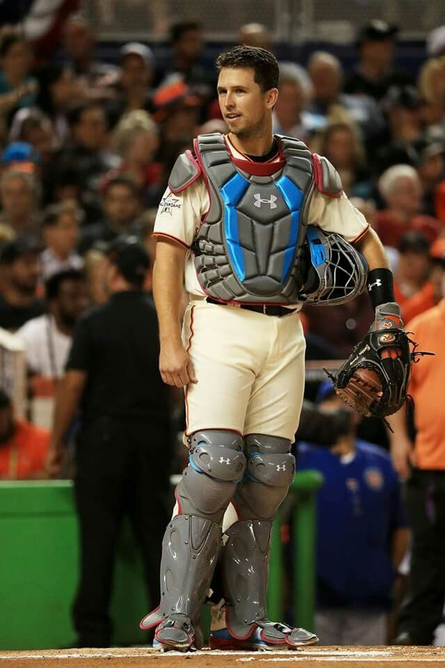 2017 All-Star Buster Posey! #THATsmile