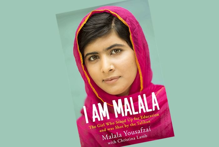 "The book, ""I am Malala"" struggles between the view of a little girl and the view of the mature writer. You see yourself looking through the eyes of Malala, the eyes of a fearsome little Pakistan gi..."