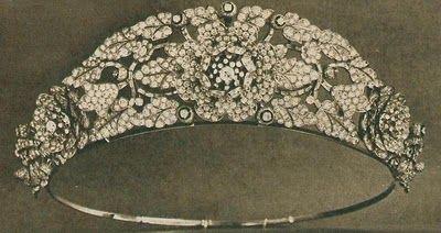 Nizam of Hyderabad Tiara