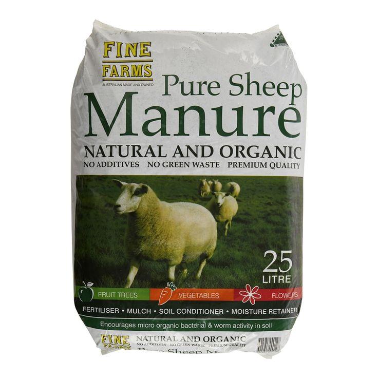 Fin Farms 25L Sheep Manure