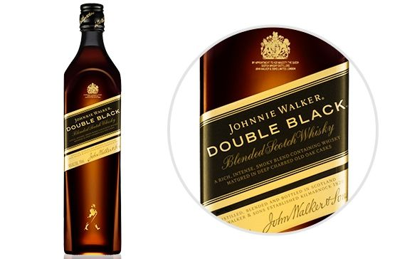 Johnnie Walker Double Black Whisky - 700ml