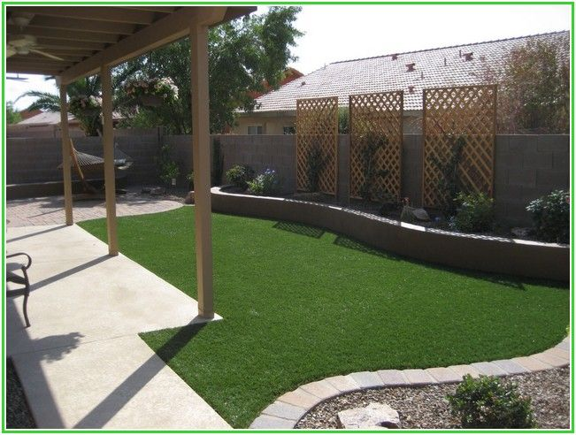 Gorgeous Landscaping Ideas For Backyard On A Budget | Easy ... on Landscaping Ideas For Rectangular Backyard  id=29047