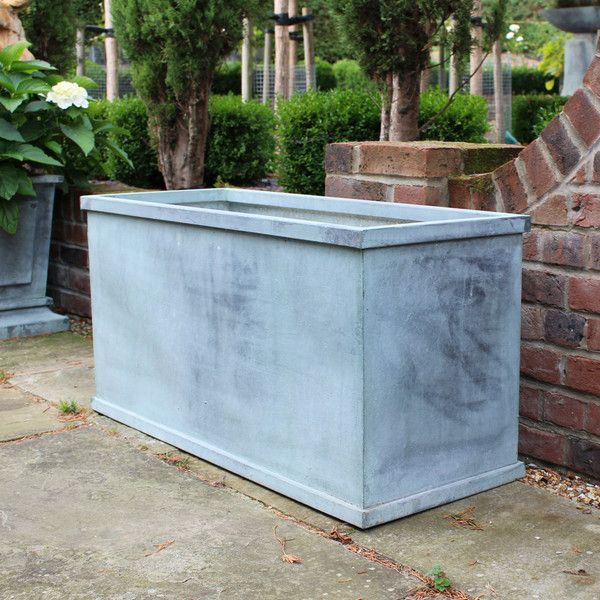 Turin Trough Planter - 100cm