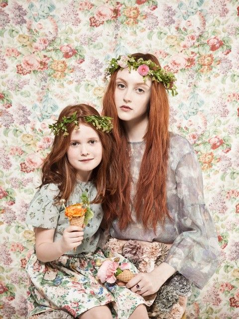 Milk Magazine #kids #fashion #shooting