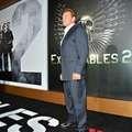 I Mercenari 2 Arnold Schwarzenegger foto dalla premiere di Hollywood 4