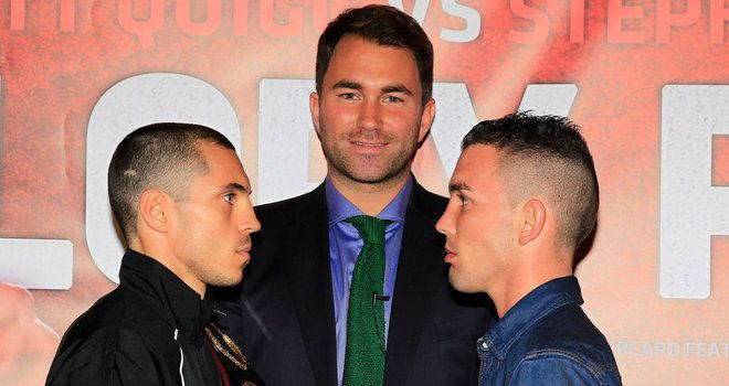Scott Quigg focused on Stephane Jamoye despite talk of Carl Frampton fight