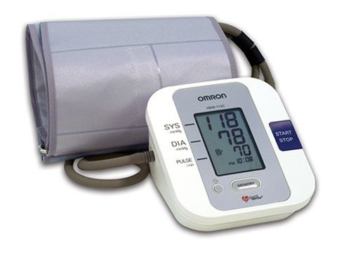 Omron HEM-712CLC Automatic Blood Pressure Monitor with Large Cuff at http://suliaszone.com/omron-hem-712clc-automatic-blood-pressure-monitor-with-large-cuff/