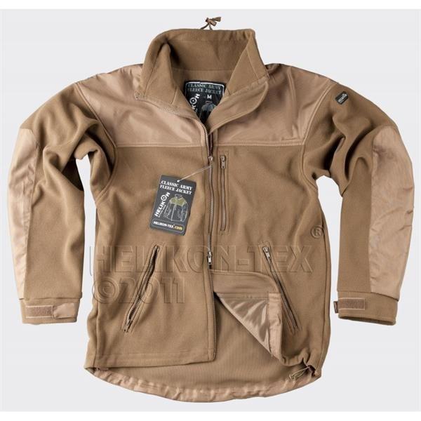Куртка флисовая койот classic army