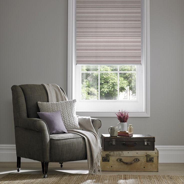 Grace Mulberry Roller Blinds From Style Studio. Heart Wood. Dulux Colour Of  The Year Part 85