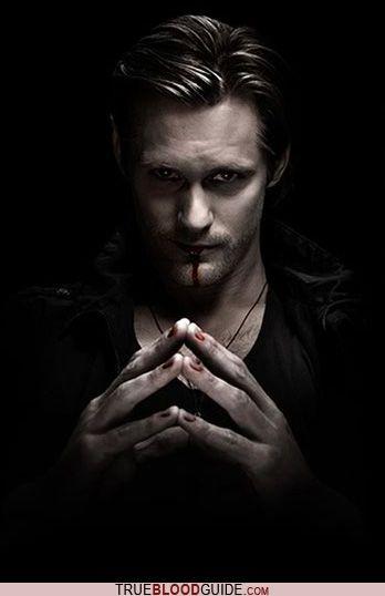 Eric Northman (Alexander Skarsgard) -True Blood